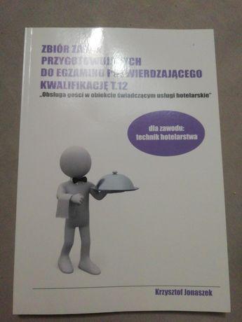 Zbiór zadań przygotowujących do egzaminu t. 12