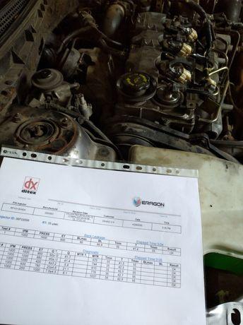 Wtryski wtryskiwacze Mazda 6 2.0d