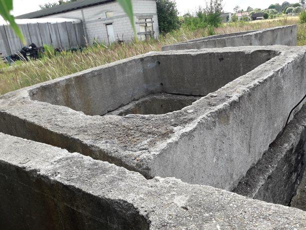 przepusty betonowe skrzynkowe zbrojone