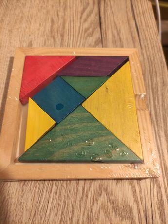 Tangram - łamigłówka dla małych i dużych