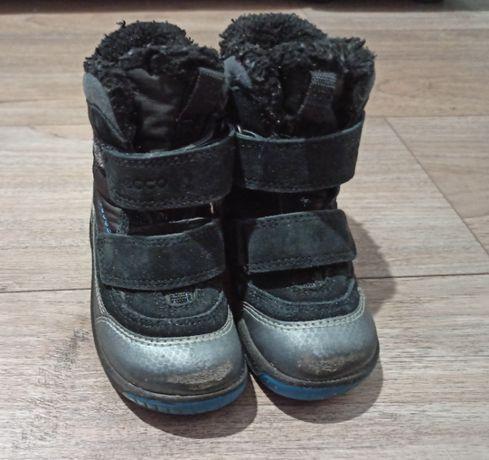 Детские ботинки Ecco 23 размер