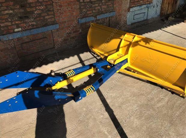 Отвал снегоуборочный для МТЗ, ЮМЗ, (лопата снігоприбиральна) відвал