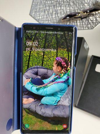 Samsung Note 9 z etui