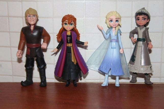 Мини кукла Hasbro Frozen Холодное сердце Кристофф принц фигурка