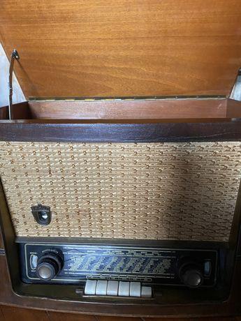 Radio Antigo Braun