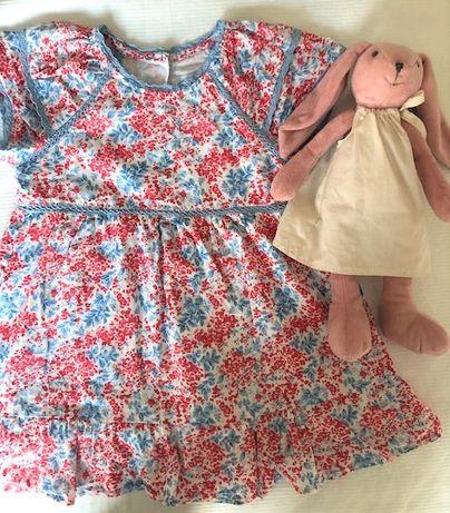 Vestidos da loja Patinhos/Patrícia Mendiluce (Tam: 2 anos)
