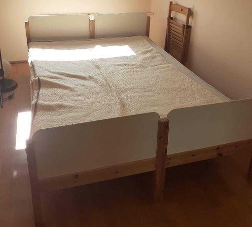 Łóżko kompletne rama 160x200 - możliwy transport
