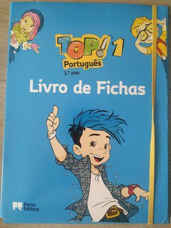 Livro top 1 Porto Editora