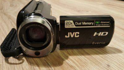 Kamera JVC Everio GZ-HD510BE