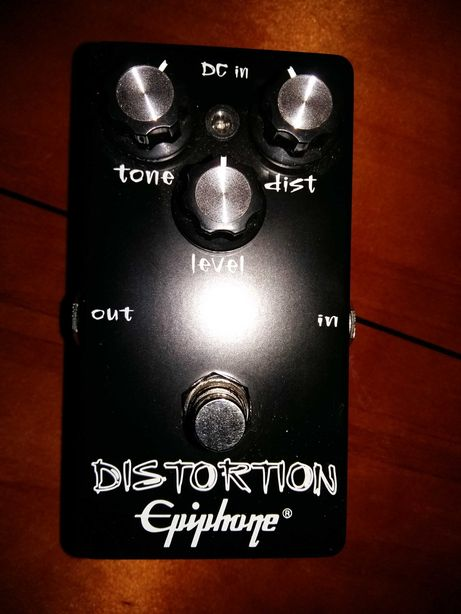 Distortion Epiphone