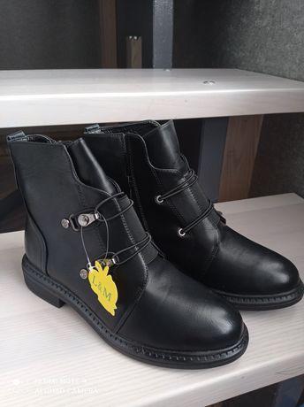 Черевики осінні/ботинки