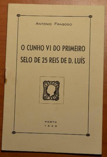 Lote publicações António Fragoso, sobre Selos