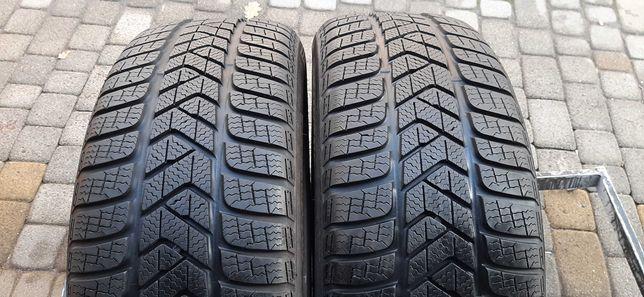 Резина зимова, 7мм, Pirelli Sottozero 3 225\55 R17 (арт.0534)