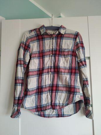 Koszula w kratę hm rozmiar 36