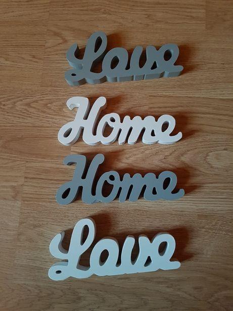 Nowe napisy : Love , Home