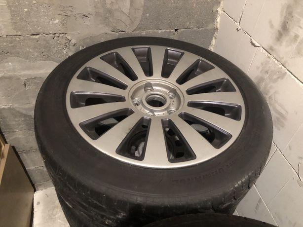 """Felgi 17"""" VW Audi S-Line z oponami gratis"""