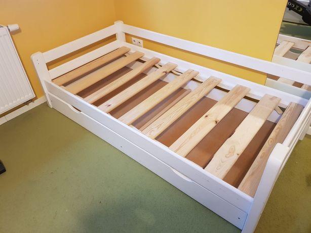 Łóżko drewniane 100x185