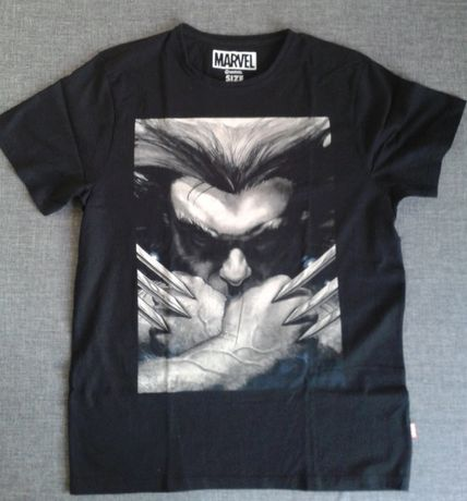 Koszulka Marvel Wolverine