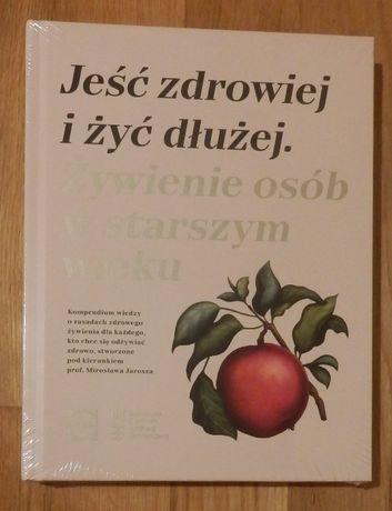 Książka LIDL Jeść zdrowiej i żyć dłużej NOWA folia Gocław