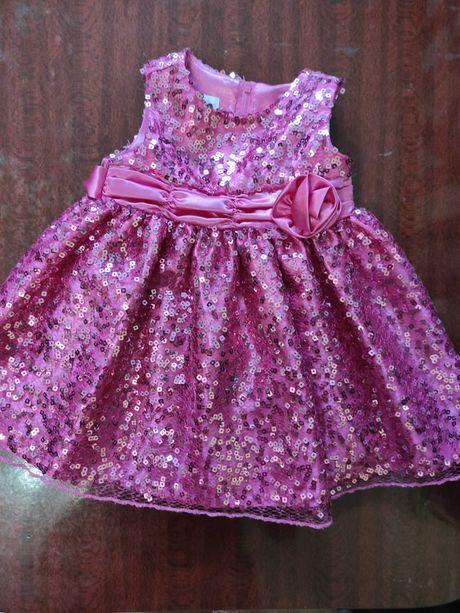 Нарядне плаття на маленьку дівчинку