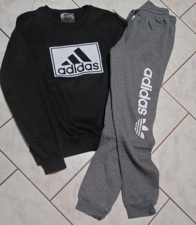 Męskie dresy Adidas