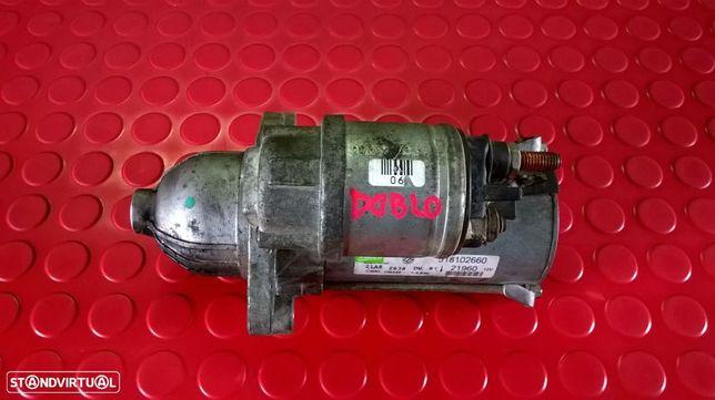 Motor Arranque - 518102660 [Fiat Doblo]