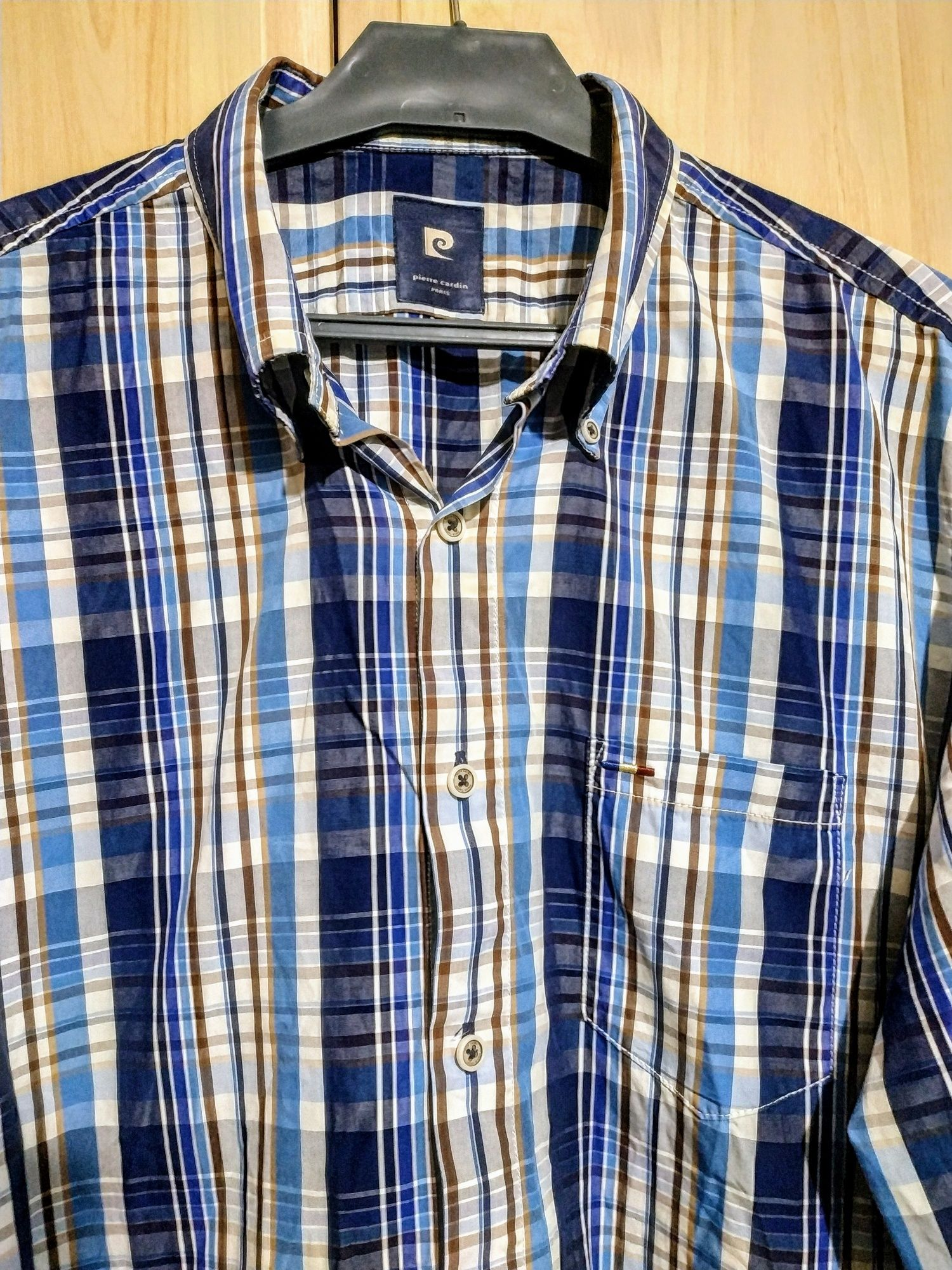 Рубашка Pierre Cardin. Размер XL.