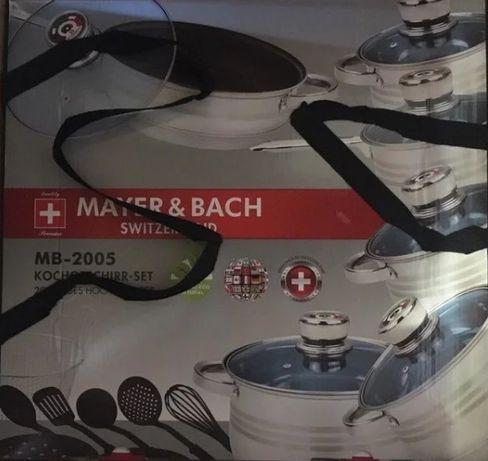 Набор Кухоной посуды Mayer & Bach Switzerland MB-2005