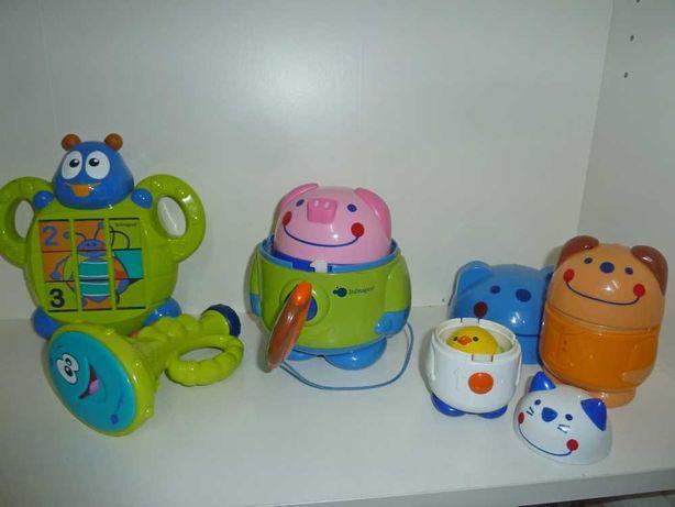 3 brinquedos Imaginarium / ItsImagical