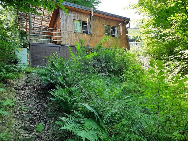 Okazja-domek:jezioro i rzeka blisko.Bardzo atrakcyjna okolica.Dom 35m2