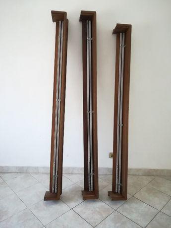 Sanaifas de madeira maciça