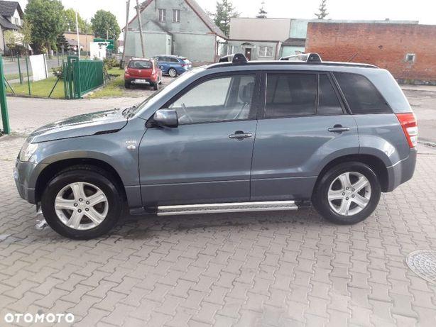 Suzuki Grand Vitara Suzuki Grand Vitara 1.9 4x4 navi!! 2008r