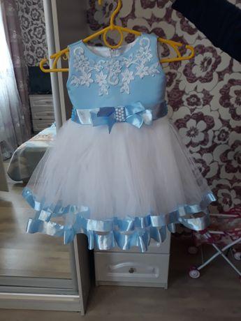 Плаття для снігуроньки