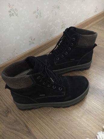 Зимние ботинки Superfit на мальчика 36 размер