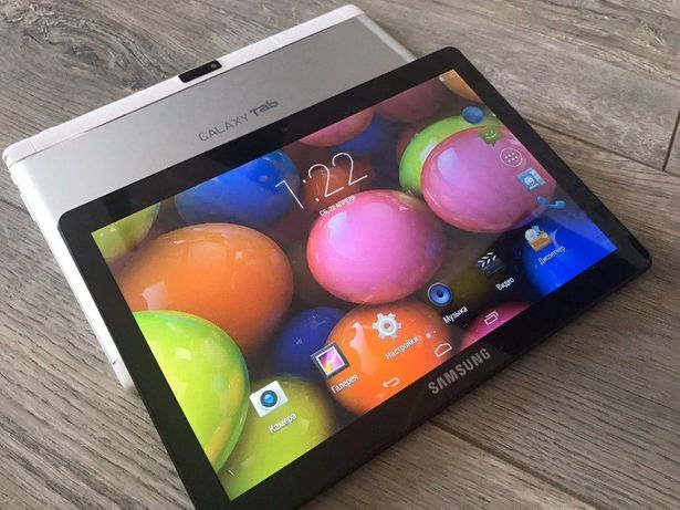 """Планшет Samsung Tab 10 Игровой 3/32, 10.1"""" дюймов, Самсунг, гарантия"""