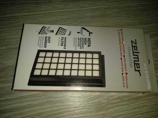 HEPA Фильтр для пылесоса Zelmer Зелмер 619.0190