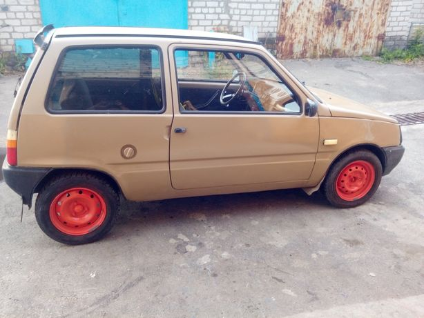 Ваз Ока 1990 модель 1111