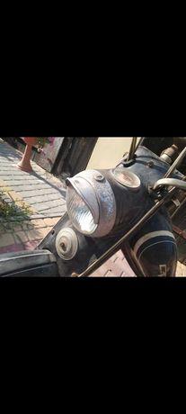 Motorower Capri. 1957r. Dowód. Odpala:)