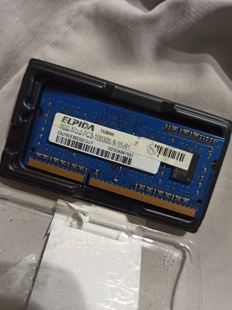 DDR3 1Gb sodimm