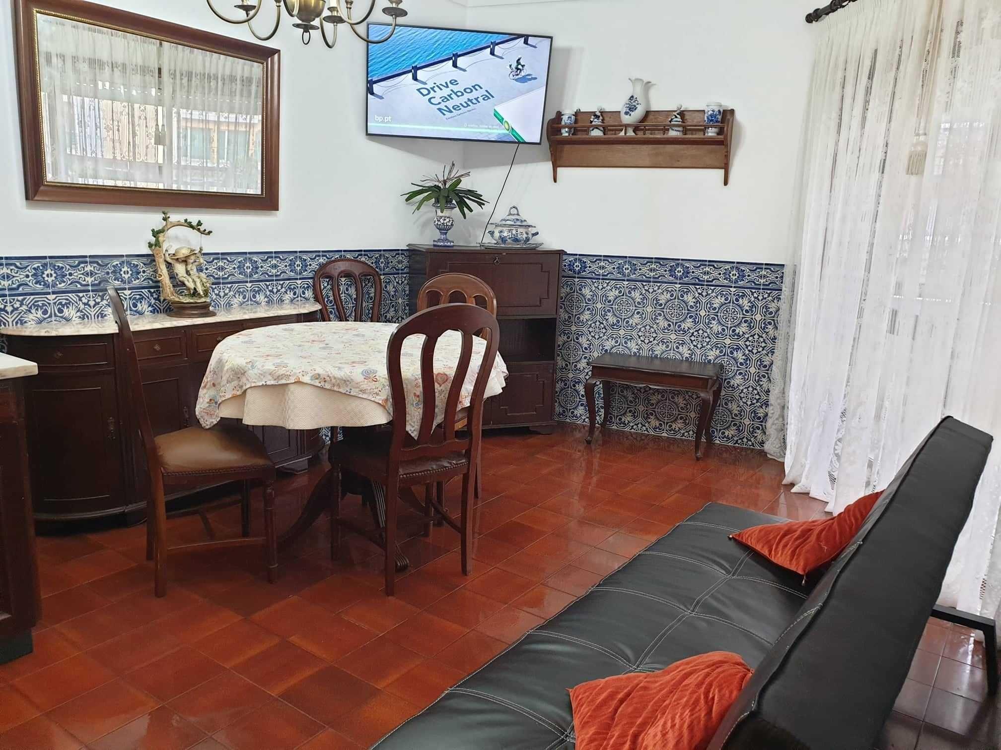 T1 Férias Praia da Barra com garagem
