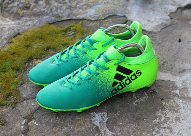 Копачки з носком Adidas X 16.3 FG Оригінал 44р