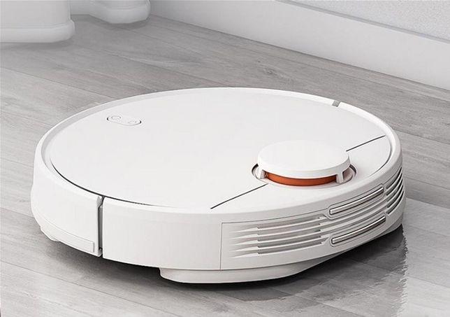 Робот-пылесос Xiaomi Mi Robot Vacuum - Mop P STYTJ02YM White новый