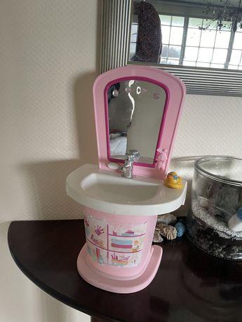 Toaletka lusterko dzieciece zabawka