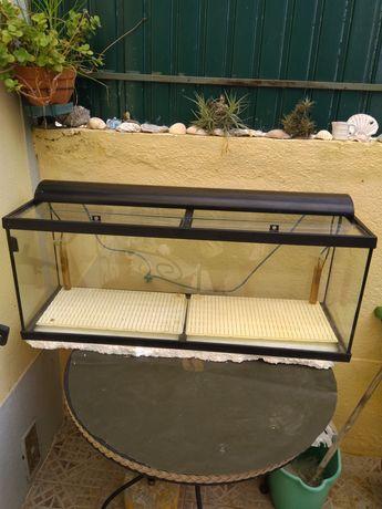Vendo aquário 100cm