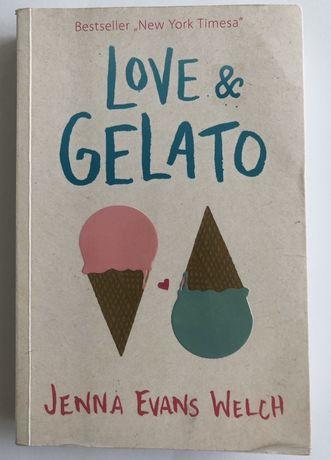 Love & Gelato Jenna Evans Welch