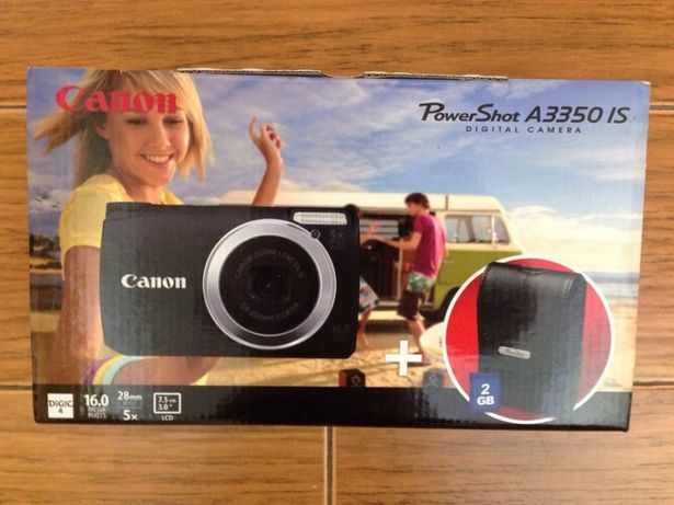 Canon Power Shot A3350 IS