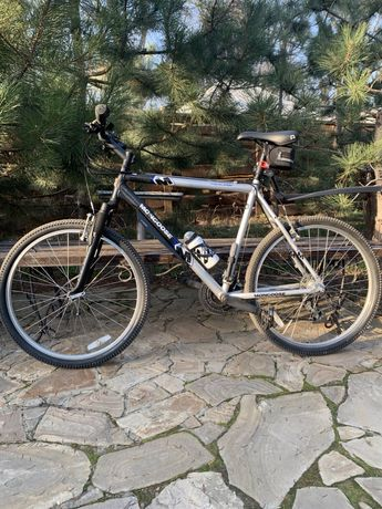 Продаи велосипед Mongoose USA 26 колеса ,рама алюминий XL
