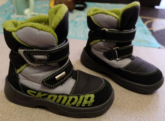 Зимние ботинки Skandia