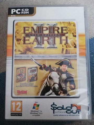 Empire Earth II po angielsku gra