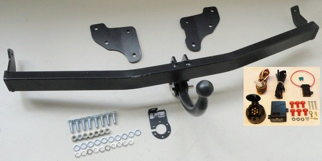 Słupsk Solidny Auto Hak Holowniczy+moduł+wiązka Hyundai ix20 od2010r